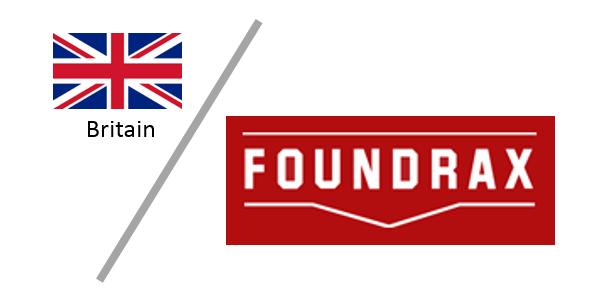 英国Foundrax(富臻)品牌图片