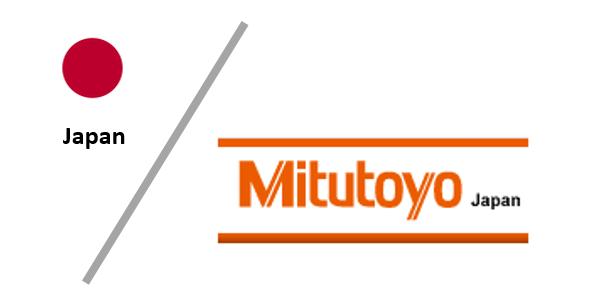日本Mitutoyo(三丰)logo